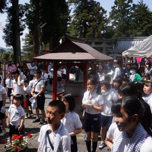 春季大祭(4月)